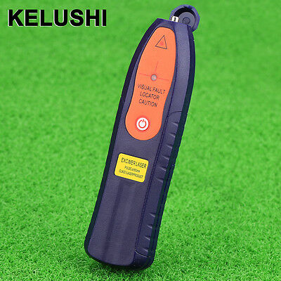 1-5km 1mw visual fault locator SC/FC/ST Fiber Optic Cable Tester Checker
