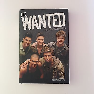 The Wanted Unauthorised Biography