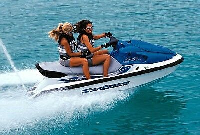 Jet Ski boat, self build plans. only for the adventurous.