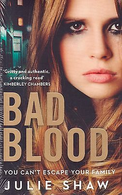 Bad Blood BRAND NEW BOOK by Julie Shaw (Paperback 2016)
