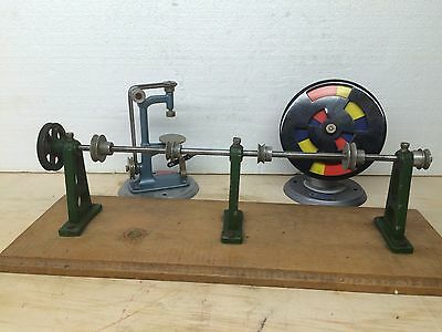 Steam Engine  Accessory - Line shaft - 2 Models