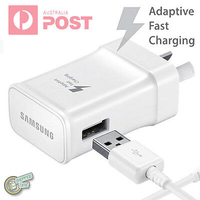 Original Genuine Samsung Galaxy Tab A 10.1 2016 FAST CHARGER AC WALL CHARGER