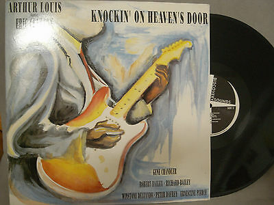 Arthur Louis Eric Clapton - Knocking On Heaven´s Door  Discovery Sounds Hdr 1002