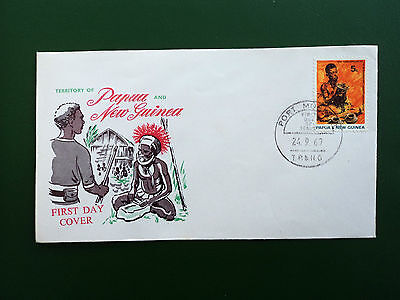 First Day Cover - 1969 50th Anniversary of the International Labour Organisation