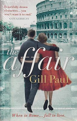 The Affair BRAND NEW BOOK by Gill Paul (Paperback 2013)