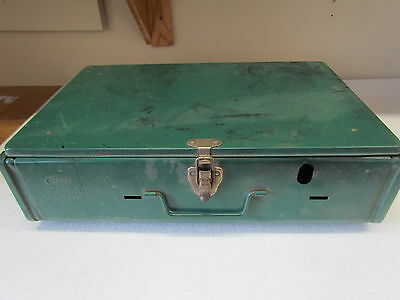 Vintage Coleman 425E Compact Camping Stove - Two Burners