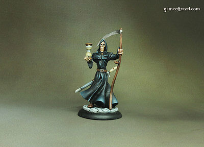 Discworld Death Painted Miniature