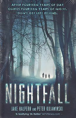 Nightfall BRAND NEW BOOK by Jake Halpean & Peter Kujawinski (Paperback 2016)