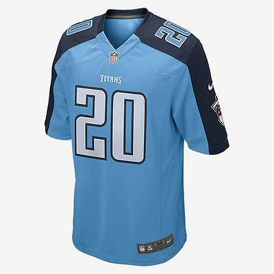 Nike Mens NFL Tennessee Titans 'Bishop Sankey' Game Jersey (468970 477) Size M