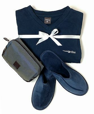 British Airlines First Class Sleep Suit Travel Set