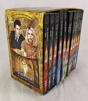 The Doctor Who Collection of 10 Books