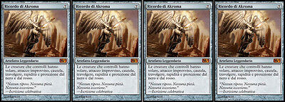 MTG MAGIC THE GATHERING * RICORDO DI AKROMA * AKROMA'S MEMORIAL (Magic 2013) NM!
