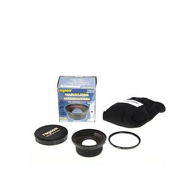 Raynox HD-7000 Pro 0.7x High Definition Wide Angle Lens for Camcorders with a 58