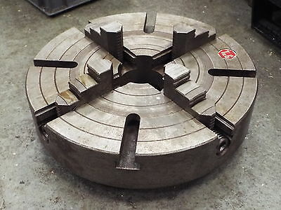 Turning/ TdeG  4 Jaw Chuck 400mm for Colchester 2000 D6 Camlock
