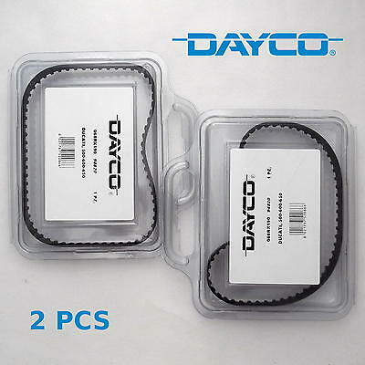 DAYCO TIMING BELTS FOR DUCATI CAGIVA 500 600 650 68x19 068RX190 94820 - PAIR SET