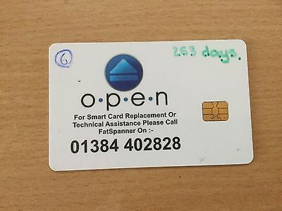 Fat Spanner Open Card Dongle 240 Days