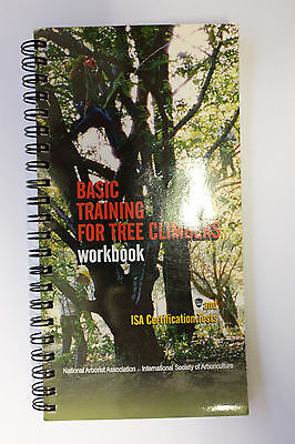 Book Basic Training for Tree Climbers International Society of Arboriculture ISA
