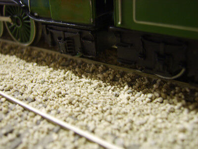 Ballast For Oo Gauge 00 Model Train Track And Wagon Loads