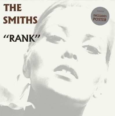 THE SMITHS ~ RANK ~ 2 x VINYL LP ~ INCLUDES POSTER ~ *NEW AND SEALED*
