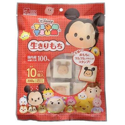 Rice Cakes Foods Disney Tsumtsum  300g 10 pieces face stamp NEW JAPAN Free
