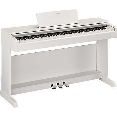 Yamaha YDP-143 Arius Digital Piano Matte White