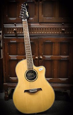 Vintage synergy series vr6 acoustic guitar