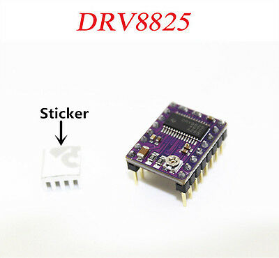 3D Printer Stepstick DRV8825 Stepper Motor Driver Reprap RAMPS replace A4988