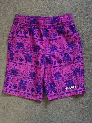 Girls Boys Pink Hot Tuna Shorts Size 13 Years - Excellent Condition