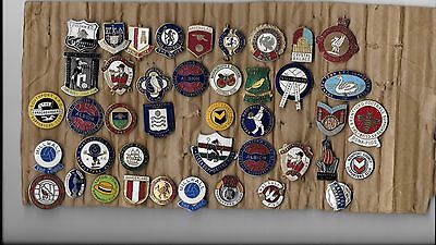 1960's? Badge Number 26 -Millwall Supporters
