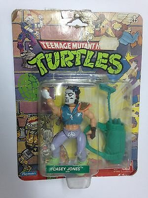 Tmnt Teenage Mutant tortugas NINJA CASEY JONES BLISTER NUEVO  TMNT NINJA TURTLES