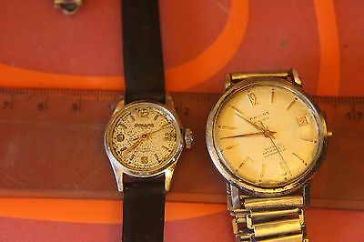 watches lot parts pallas mechanical swiss made