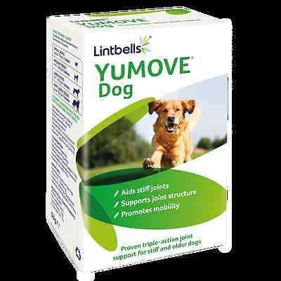 Lintbells YuMOVE Joint Support Supplement For Dogs. 60 Tablets