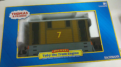 Bachmann 91405 Toby Thomas & Friends - G Scale