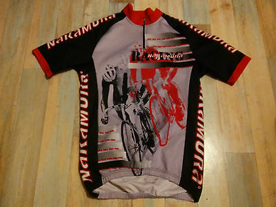Maillot Cycliste Velo Nakamura Racing Taille/xl/5 Tbe