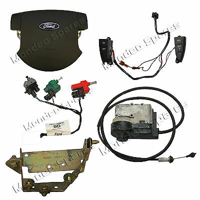 Ford Mondeo Mk3 1.8 2.0 Petrol Manual Gearbox Cruise Control Kit 2001 - 2007
