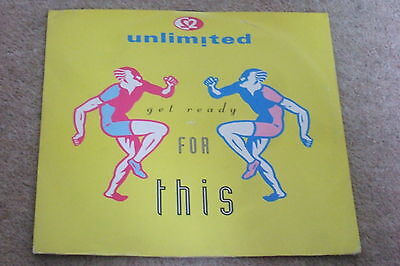 2 Unlimited – Get Ready For This         1991    OLD SKOOL!!!