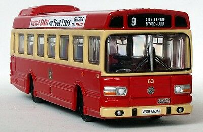 EFE 15111 1:76 OO SCALE Long Leyland National Mark I Bus PLYMOUTH Efford Laira