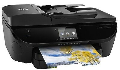 HP Envy 7640 Photo Printer e-All-in-One Scanner Copier Fax WiFi A4 Colour NFC