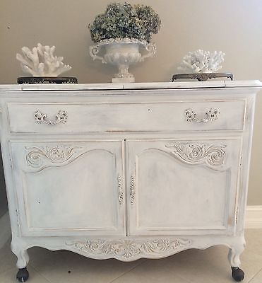 Antique French Buffet,Server,Bar,Sideboard, China Cabinet, Beautiful!!