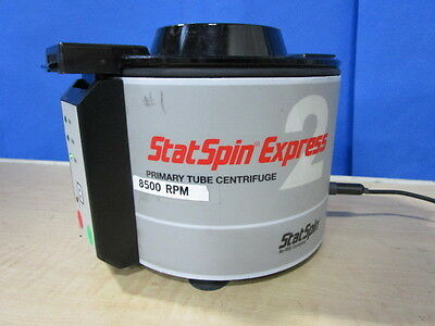 Iris Stat Spin Express 2 Centrifuge with Rotor & Power Supply