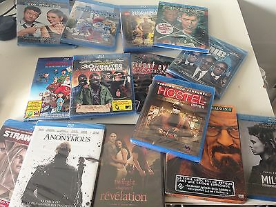 Lot of French blu-rays