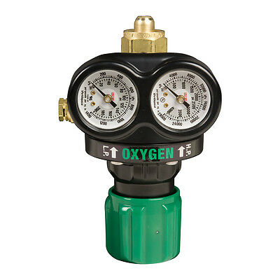 Genuine Victor Oxygen Regulator, EDGE Series, ESS3-125-540, 0781-5100