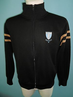 Malmo FF Jumper Blouse Tracksuit shirt jersey football size MEDIUM #562