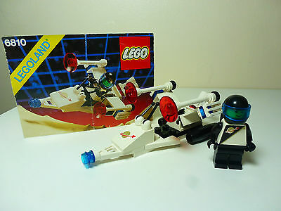 LEGO Futuron Space Laser Ranger (6810) with original instructions