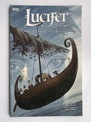 Lucifer Vol. 6: Mansions of the Silence. Paperback– collectors 1st Edition 2004