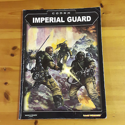 "Codex: Imperial Guard ""Duty And Honour"" Warhammer 40,000"
