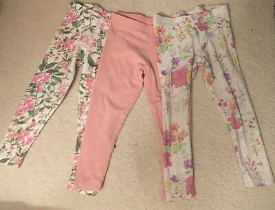 Girls Next Leggings Age 4