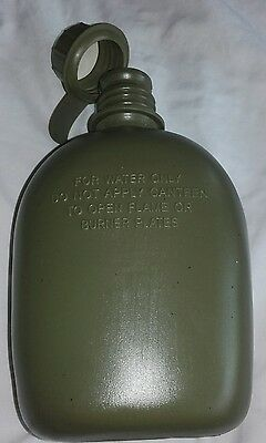2006 army water bottle canteen