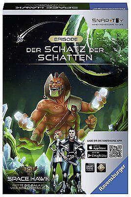 Space Hawk - Episode Der Schatz der Schatten