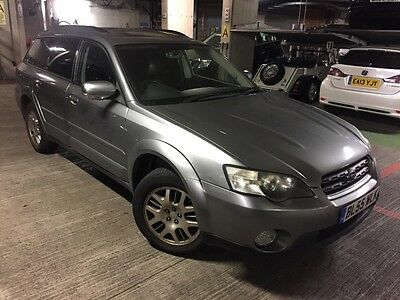 Subaru Outback 2.5 Limited edition